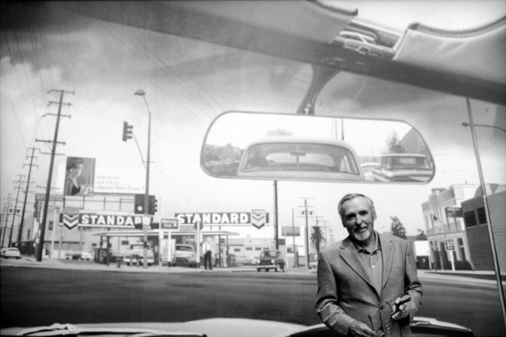 Dennis Hopper. Photograph by Scott Caan—Photo Independent.
