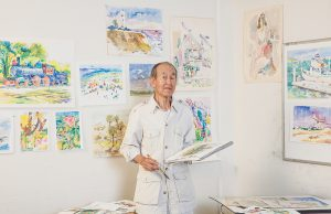 MILTON QUON, LOS ANGELES, CA, 101 YEARS © SALLY PETERSON