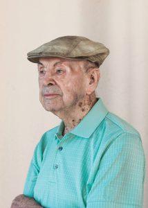 RICHARD DOWNING, 100 YEARS © SALLY PETERSON