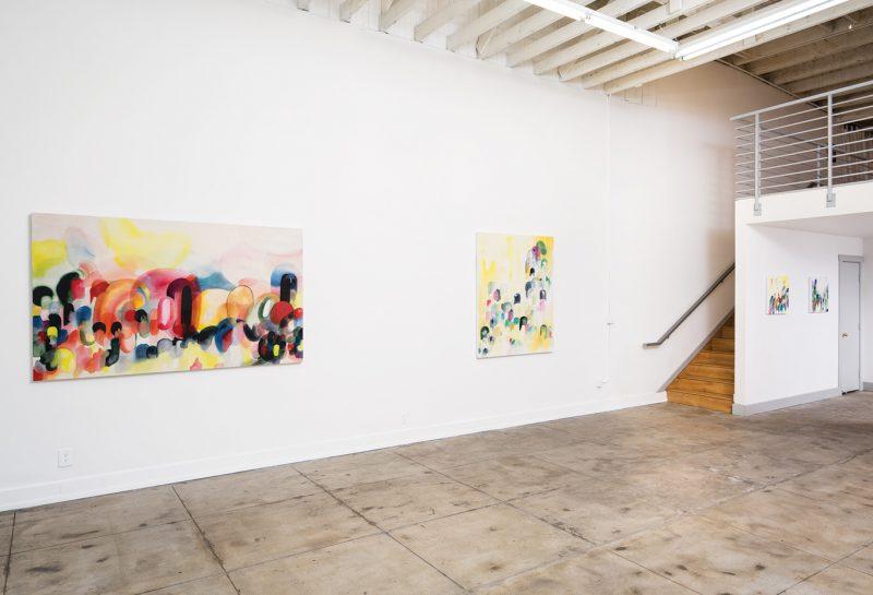 Stephanie Pryor: Reverie. Installation View.