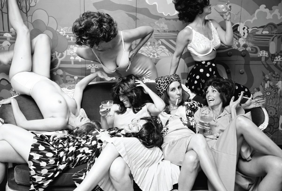 All Women Are Dangerous. Photo by Marjorie Salvaterra.