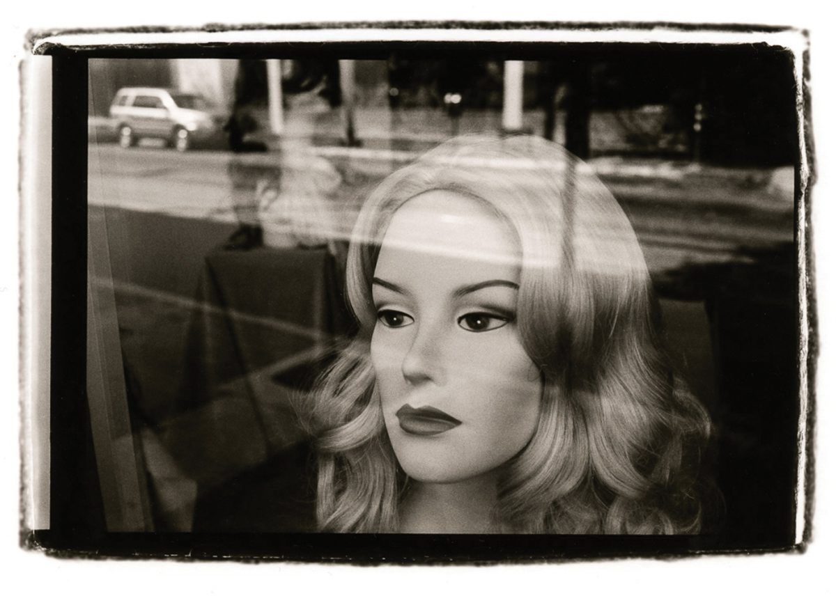 Andy Burgess. Mannequin