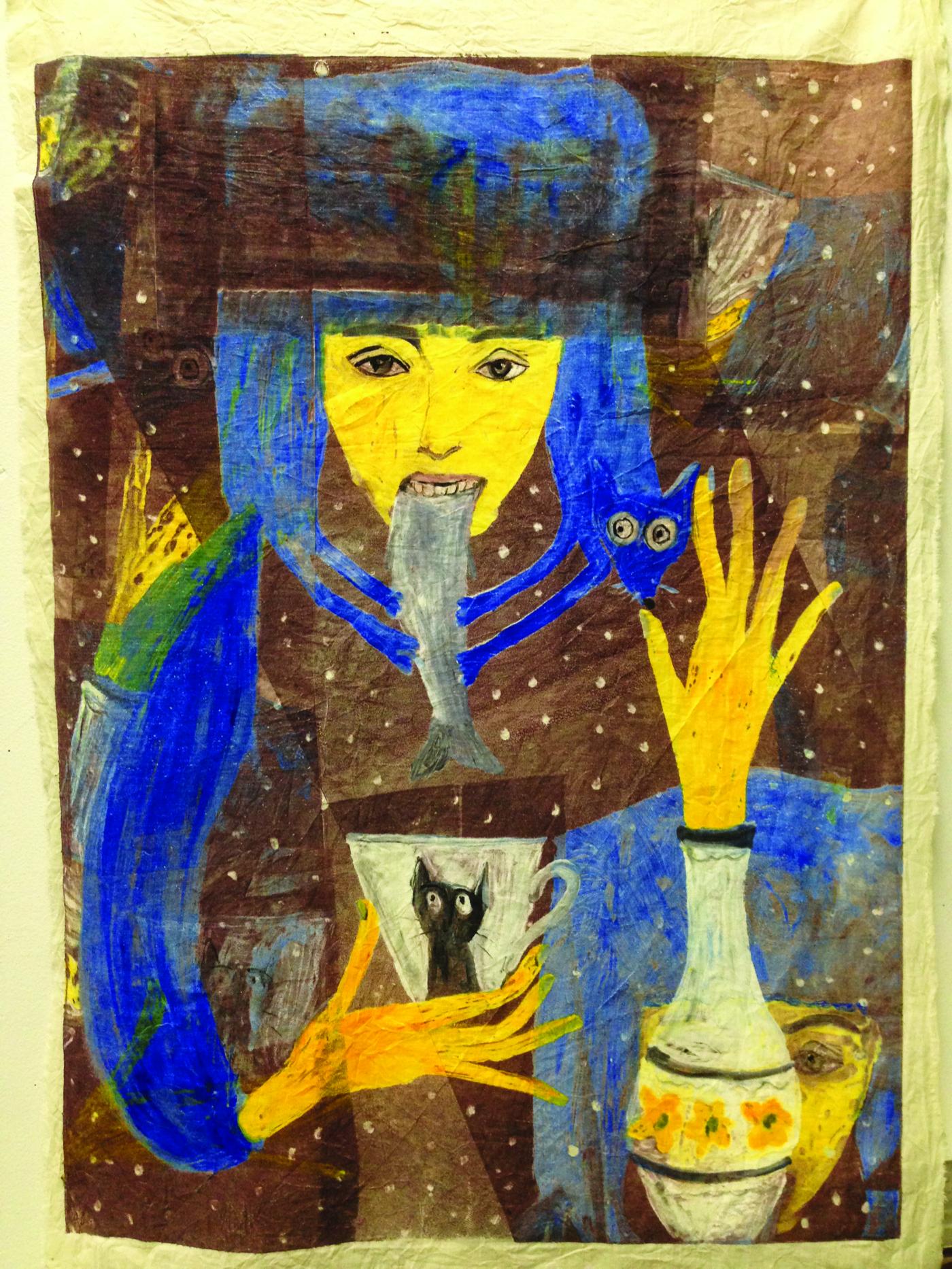 Lena Wolek Untitled