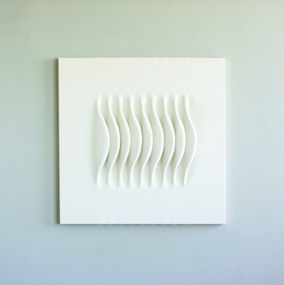 Mary Little. Kennedy, Canvas Panel