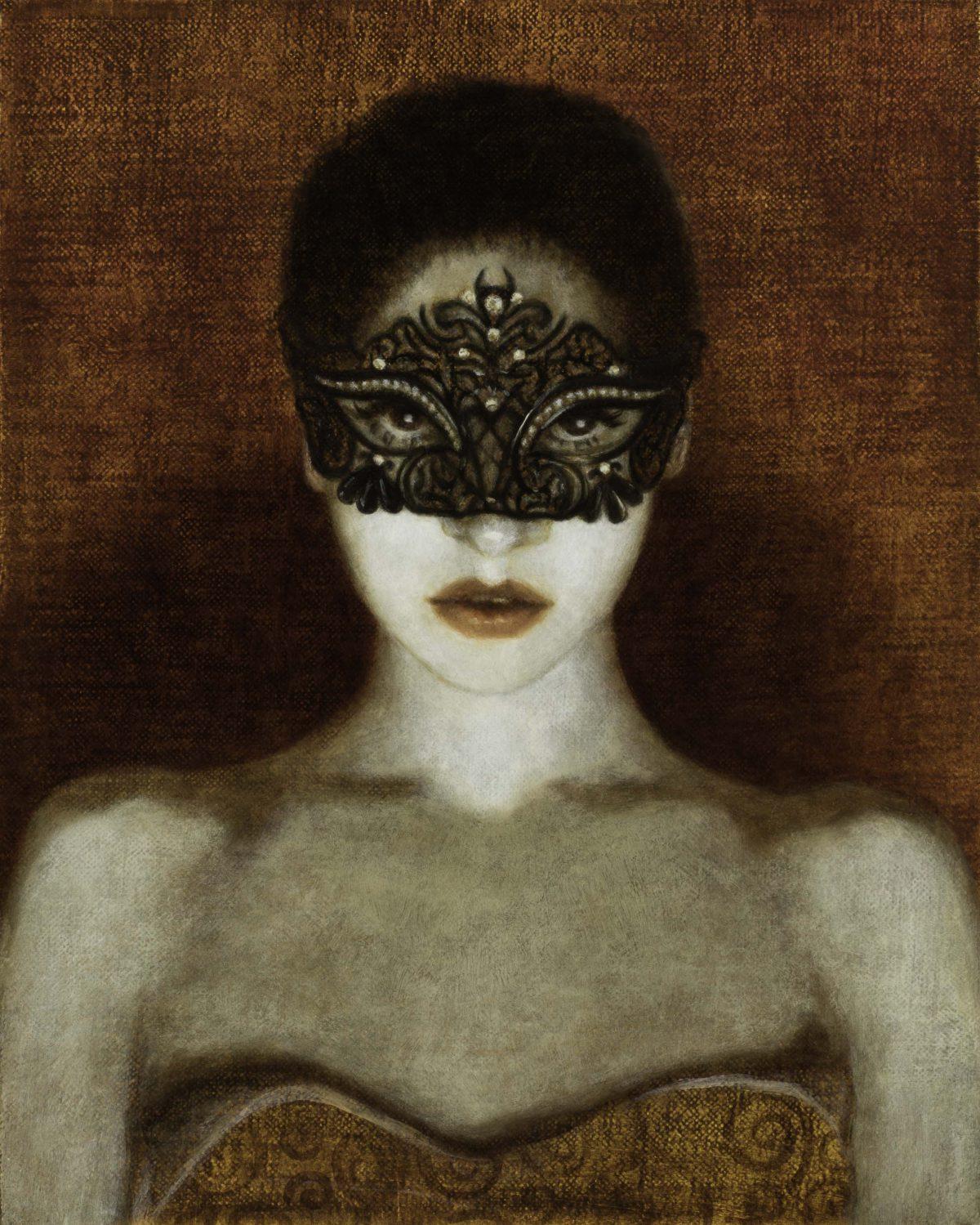 Mask Girl, 2017 © Deirdre Sullivan-Beeman